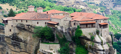 meteora monastery